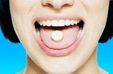 Таблетки від підвищеного тиску під язик: назви