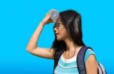 Що робити пацієнтові з ВСД під час спеки