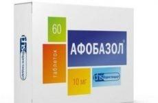 Передозування афобазолом: наслідки і побічні ефекти, як довго можна приймати препарат
