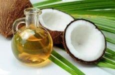 Можна використовувати кокосове масло від опіків, і в яких випадках?