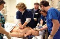 Надання першої невідкладної медичної допомоги при гострій серцевій недостатності