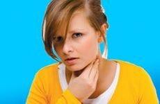 Симптоми кома і першіння в горлі при ВСД