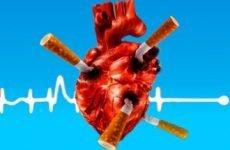 Болить серце від куріння: лікування і відмова від куріння