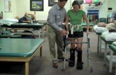 Як проходить реабілітація п'яти після перелому