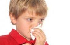 Затяжний нежить у дитини: причини і лікування