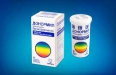 Донормил – смертельна доза, симптоми та наслідки передозування, сумісність препарату з алкоголем