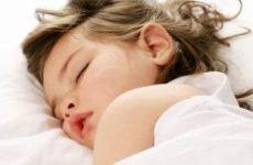 Нічне апное у дітей і новонароджених – що це, причини, симптоми, лікування