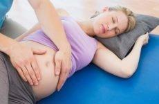Чим викликана біль у лівому боці при вагітності — основні причини + методи лікування