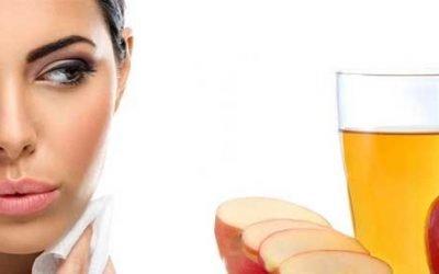 Яблучний оцет для обличчя допоможе впоратися зі зморшками