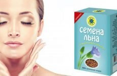 Ліфтинг-терапія лляним насінням — ефективні маски від зморшок для обличчя, відгуки
