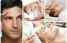 Омолодження обличчя у чоловіків — домашній догляд або салонні процедури