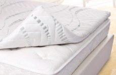 Рейтинг тонких матраців на диван (топперов) 2018 для сну: кращі ортопедичні матраци топпери