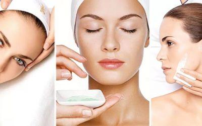 Салонні і домашні процедури по догляду за обличчям