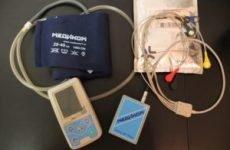 Процедура добове моніторування артеріального тиску