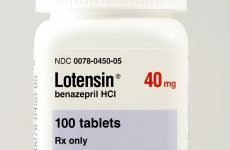 Лотензин засіб для лікування серцево судинної системи