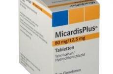 Особливі вказівки по застосуванню препарату Микардис плюс, відгуки