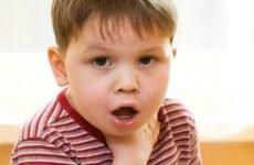 Лікуємо ларингіт у дітей в домашніх умовах