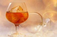 Чи можна пити алкоголь при ангіні?