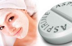 Маски і пілінги для обличчя з аспірином — домашнии рецепти для всіх типів шкіри