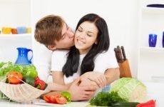 Харчування при плануванні вагітності: що потрібно їсти під час підготовки до зачаття, меню для жінок і чоловіків, корисні продукти для майбутніх мам