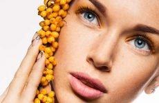 Обліпихова олія для обличчя від зморшок — користь, рецепти та відгуки