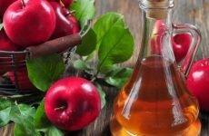 Інструкція із застосування яблучного оцту від підвищеного тиску
