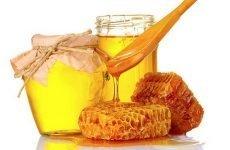 Мед в лікуванні ангіни