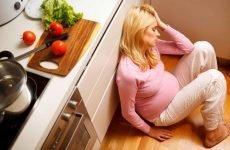 Що робити, якщо паморочиться голова у вагітних — діагностика і способи лікування + перша допомога при запамороченні