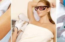 Елос епіляція — видалення волосся будь-якого типу. Елос омолодження шкіри
