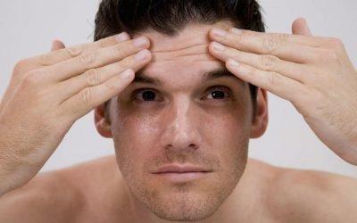 Про що говорять зморшки на лобі у чоловіків? Характер, успіх і майбутнє