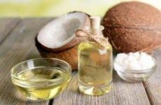 Корисні властивості кокосового масла для обличчя від зморшок і реальні відгуки споживачів