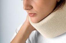 Компрес на горло при ларингіті у дітей
