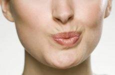 Як позбутися зморшок навколо губ в домашніх умовах