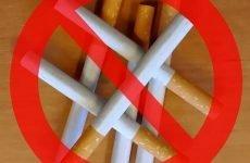 Можна палити при тонзиліті?