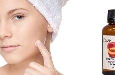Персикове масло для обличчя від зморшок — відгуки, застосування, рецепти масок