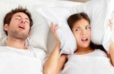 Як позбавитися від хропіння уві сні чоловікові: причини і лікування народними засобами в домашніх умовах