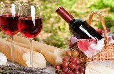 Як червоне вино впливає на артеріальний тиск, підвищує або знижує?