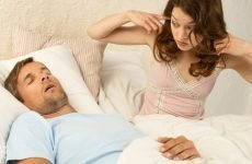 Чому людина хропе і як лікувати порушення дихання уві сні