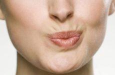 Методи корекції кісетний зморшки над верхньою губою
