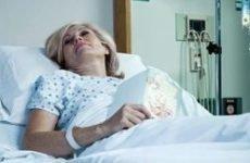 Безсоння після операції – причини, симптоми, лікування
