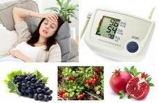 Ягоди, здатні знижувати тиск: смачні лікарі від природи