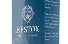 Засіб від хропіння Restox – ціна, інструкція із застосування, відгуки, форма випуску, дозування, аналоги
