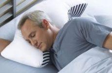 Ортопедична подушка від хропіння