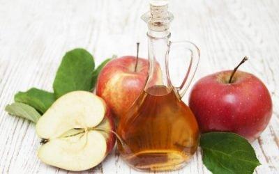 Яблучний оцет при ангіні
