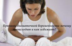 Причини позаматкової вагітності:від чого розвивається і виникає,як уникнути та запобігти