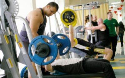 Можна займатися бодібілдингом при гіпертонії?