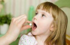 Чи можна дітям мукалтин: способи і призначення