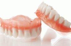 Силіконові зубні протези: основні різновиди, встановлення та догляд