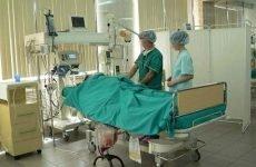Проведення реанімації після інсульту головного мозку