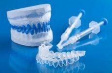 Капи для відбілювання зубів: різновиди, переваги і недоліки